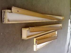 镁铝合金平尺