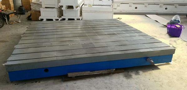 铸tieT型槽平台