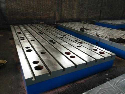 焊接T型槽平台