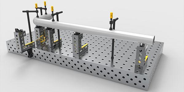 铸铁三维焊接工作台